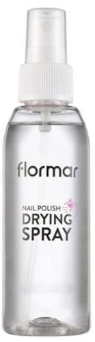 Uscător express pentru lac de unghii - Flormar Nail Polish Drying Spray — Imagine N1