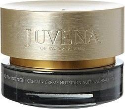 Parfumuri și produse cosmetice Cremă de noapte nutritivă pentru pielea normală și uscată - Juvena Rejuvenate Nourishing Night Cream Normal To Dry Skin