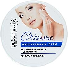 Parfumuri și produse cosmetice Crema hrănitoare pentru corp - Dr. Sante
