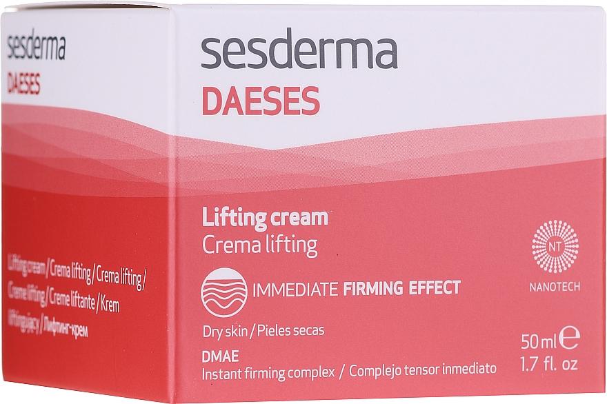 Cremă-lifting de față - SesDerma Laboratories Daeses Immediate Firming Effect Lifting Cream — Imagine N1