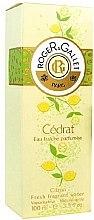 Roger & Gallet Cedrat - Apă de parfum — Imagine N3