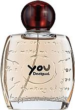 Parfumuri și produse cosmetice Desigual You - Apă de toaletă