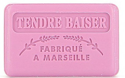 "Săpun de Marsilia ""Sărut blând"" - Foufour Savonnette Marseillaise Tendre Baiser"