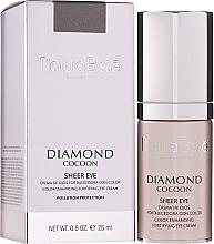 Parfumuri și produse cosmetice Cremă pentru zona ochilor - Natura Bisse Diamond Cocoon Sheer Eye