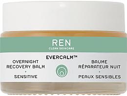 Parfumuri și produse cosmetice Balsam regenerant de noapte pentru față - Ren Evercalm