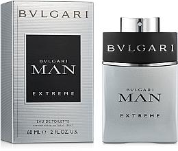 Parfumuri și produse cosmetice Bvlgari Man Extreme - Apă de toaletă
