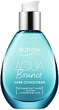 Parfumuri și produse cosmetice Concentrat pentru față - Biotherm Aqua Bounce Super Concentrate Plump