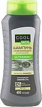 Parfumuri și produse cosmetice Șampon pentru păr gras - Cool Men Ultramint