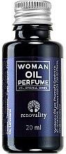 Parfumuri și produse cosmetice Renovality Original Series Woman Oil Parfume - Ulei de parfum