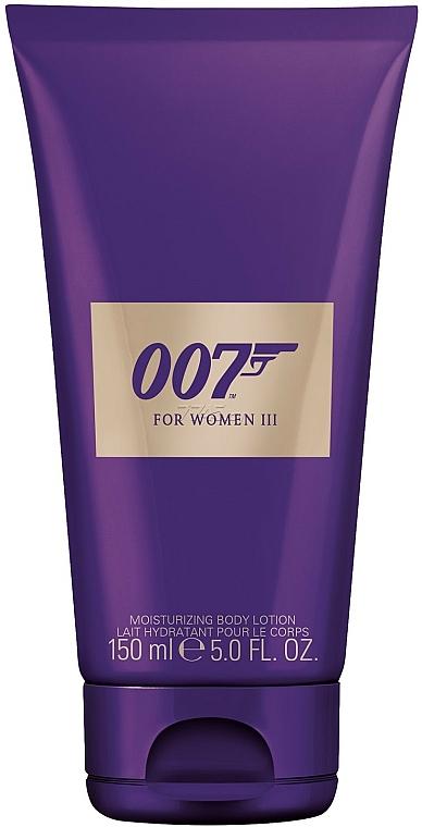 James Bond 007 For Women III - Loțiune de corp