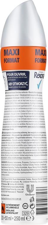 "Deodorant-spray ""Clear aqua"" - Rexona Deodorant Spray — Imagine N2"
