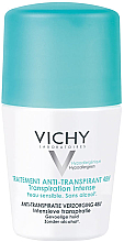"Parfumuri și produse cosmetice Deodorant roll-on ""48H. Intensiv"" - Vichy Deo Intense Transpiration Roller 48H"