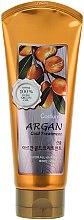 Parfumuri și produse cosmetice Mască hidratantă cu ulei de argan pentru luciul părului - Welcos Confume Argan Gold Treatment