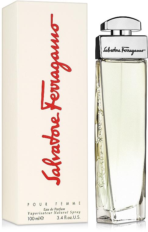 Salvatore Ferragamo pour femme - Apă de parfum — Imagine N2