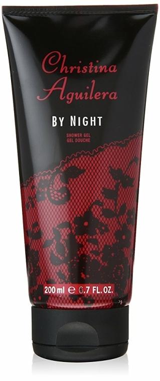 Christina Aguillera by Night - Gel de duș — Imagine N1