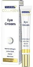 Parfumuri și produse cosmetice Cremă cu colagen pentru zona din jurul ochilor - Novaclear Collagen Eye Cream