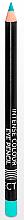 Parfumuri și produse cosmetice Creion de ochi - Affect Cosmetics Intense Colour Eye Pencil