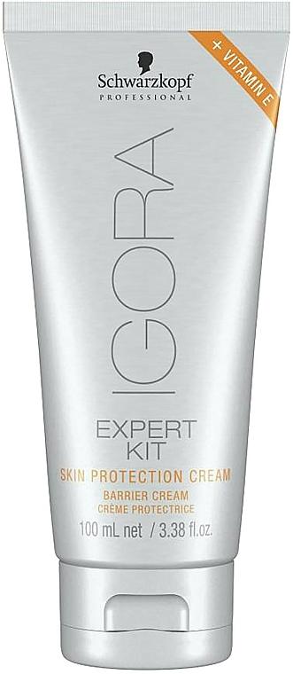 Cremă de protecție pentru scalp - Schwarzkopf Professional Igora Skin Protection Cream — Imagine N1