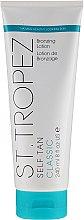 Parfumuri și produse cosmetice Loțiune autobronzantă pentru corp - St.Tropez Self Tan Classic Bronzing Lotion