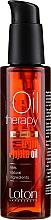 Parfumuri și produse cosmetice Ulei pentru păr și corp - Loton Argan & Jojoba Oil