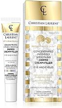 Parfumuri și produse cosmetice Cremă concentrată pentru pielea din jurul ochilor - Christian Laurent Botulin Revolution Concentrated Dermo Cream-Filler Eye And Eyelid