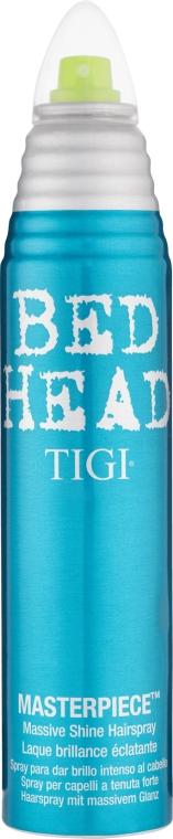 Spray Fixativ pentru Strălucire - Tigi Bed Head Masterpiece Massive Shine Hairspray — Imagine N1