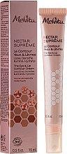 Parfumuri și produse cosmetice Cremă pentru ochi și buze - Melvita Nectar Supreme The Eye and Lip Countour Cream