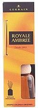 Parfumuri și produse cosmetice Legrain Royale Ambree - Difuzor aromatic