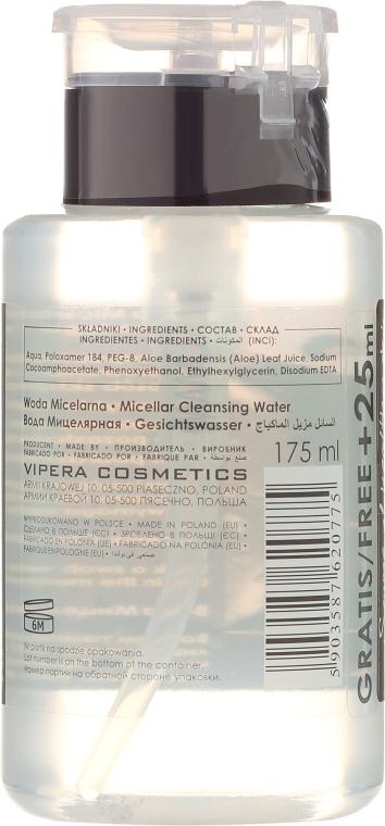 Apă micelară - Vipera Woda Micelarna — Imagine N2