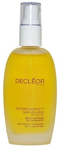 Ser facial pentru piele uscată - Decleor Aromessence Marjolaine Nourishing Serum — Imagine N2