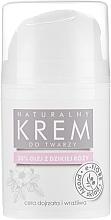 Parfumuri și produse cosmetice Cremă de față - E-Fiore Wild Rose Face Cream