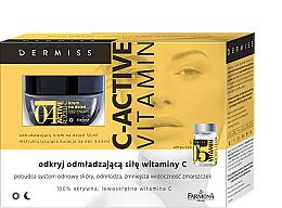 Parfumuri și produse cosmetice Set - Farmona Dermiss (f/cr/50ml + boost/5x5ml)