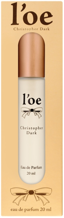 Christopher Dark L'oe - Apă de parfum (mini)