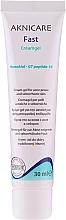 Parfumuri și produse cosmetice Cremă gel pentru pielea predispusă la seboree și acnee - Synchroline Aknicare Fast Cream Gel