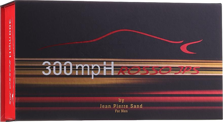 Jean-Pierre Sand 300 mph Rosso - Apă de parfum — Imagine N1