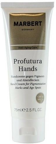 Cremă anti-îmbătrânire pentru mâini - Marbert Profutura Anti-Aging Hand Cream — Imagine N1