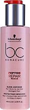 Parfumuri și produse cosmetice Cremă protectoare pentru păr - Schwarzkopf Heat Protector BC Peptide RR Blow Defense