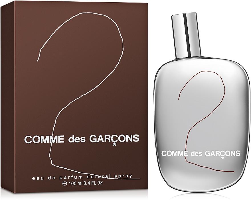 Comme des Garcons-2 - Apă de parfum  — Imagine N2