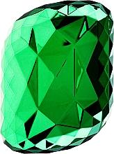 Parfumuri și produse cosmetice Perie de păr, verde - Twish Spiky Hair Brush Model 4 Diamond Green