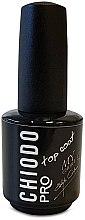 Parfumuri și produse cosmetice Top coat pentru oja semipermanentă - Chiodo Pro Top Coat