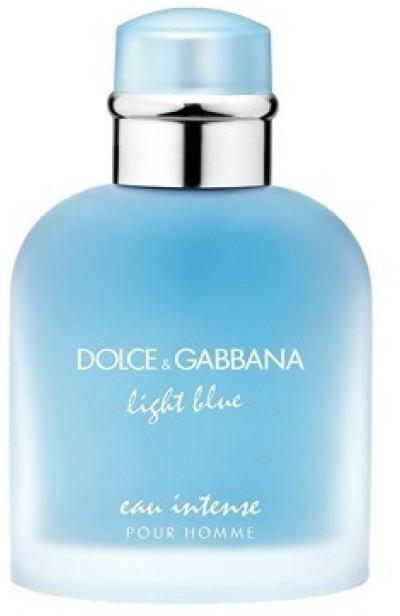 Dolce & Gabbana Light Blue Eau Intense Pour Homme - Apă de parfum (tester cu capac)