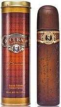 Parfumuri și produse cosmetice Cuba Brown - Apă de toaletă