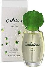 Parfumuri și produse cosmetice Parfums Gres Cabotine - Apă de toaletă