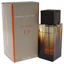 Parfumuri și produse cosmetice Pascal Morabito Red Amber - Apă de toaletă