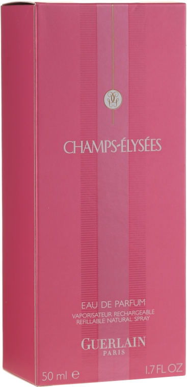 Guerlain Champs-Elysees Refillable - Apă de parfum — Imagine N1
