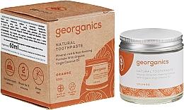 Parfumuri și produse cosmetice Pată de dinți naturală pentru copii - Georganics Red Mandarin Natural Toothpaste