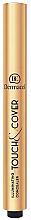 Parfumuri și produse cosmetice Corector-creion cu pensulă - Dermacol Highlighting Elick Concealer Touch & Cover