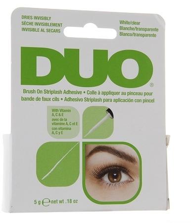 Adeziv cu vitamine pentru gene false - Duo Brush-On Lash Adhesive