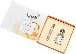 Parfumuri și produse cosmetice Acorelle Fleur de Vainilla - Set (edp/50ml + parfum/roll-on/10ml)