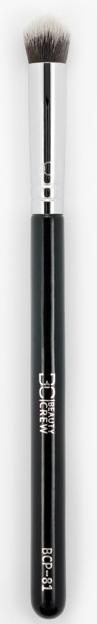 Pensulă pentru bază de machiaj și corector, BCP-81 - Beauty Crew